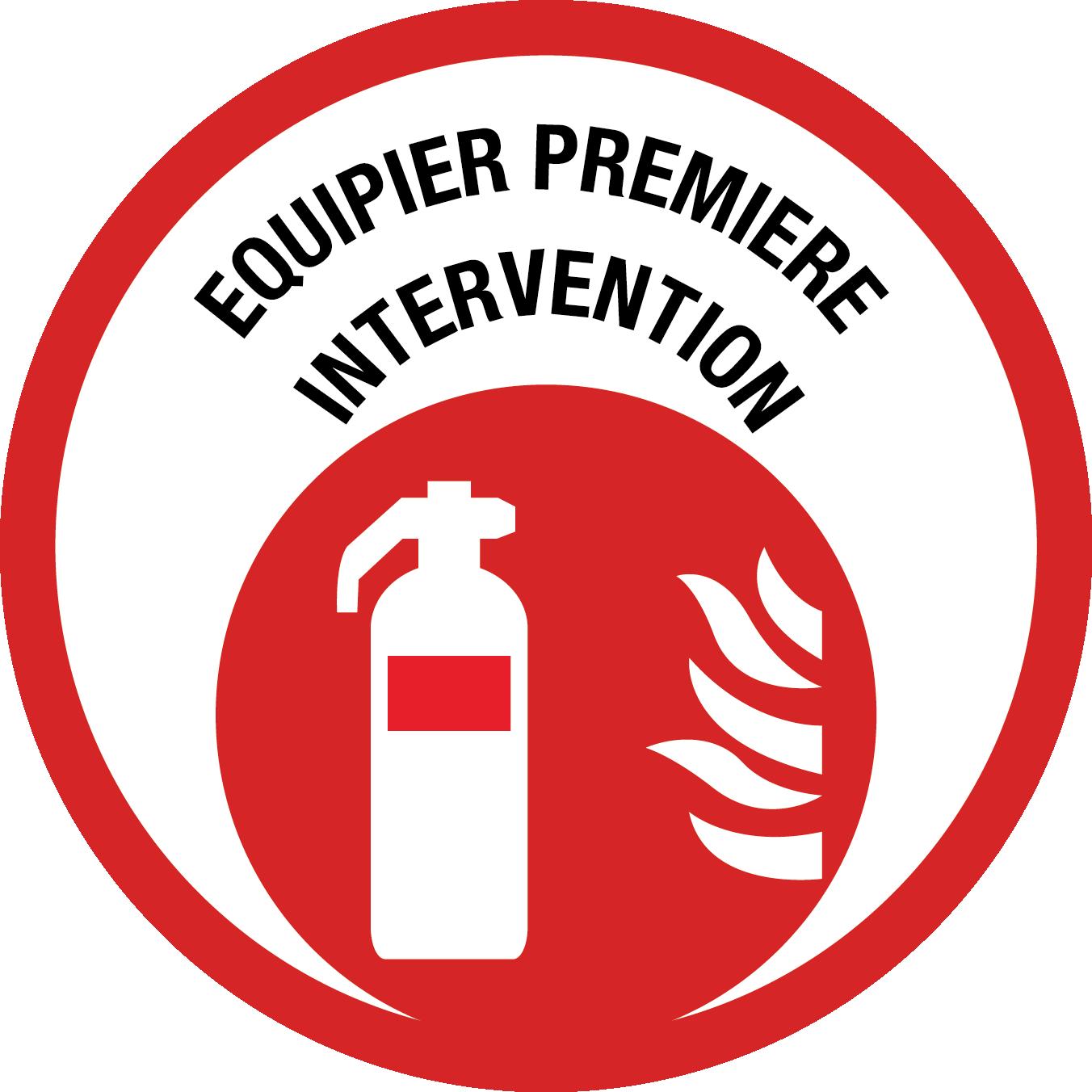 Logo formation equipier premiere intervention